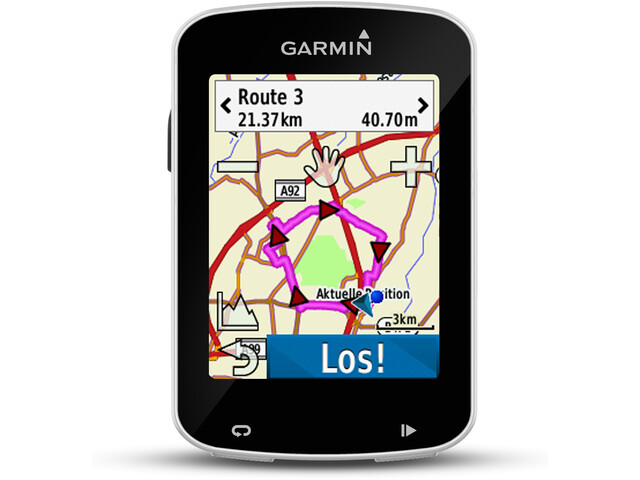 Garmin Edge Explr 820 GPS Navigasjonsutstyr inkl. Aero-feste til styre
